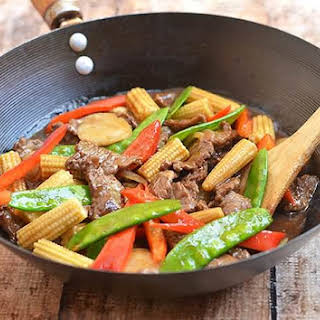 Stir Fry Water Chestnuts Baby Corn Recipes.