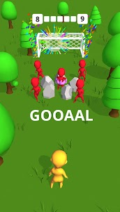 Cool Goal! MOD (Unlimited Goals) 4
