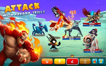 Monster Legends APK screenshot thumbnail 10