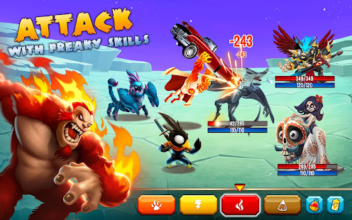 Monster Legends poster