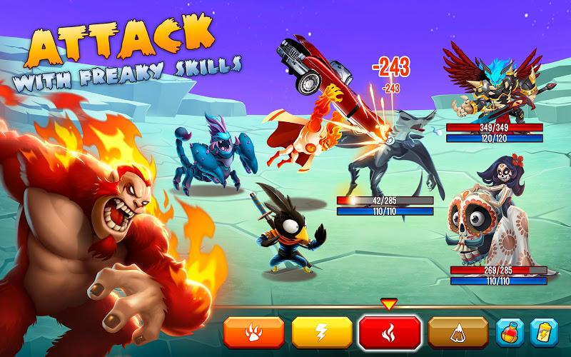 Monster Legends - RPG Screenshot 13