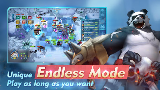 Code Triche Auto Chess War APK MOD (Astuce) screenshots 4