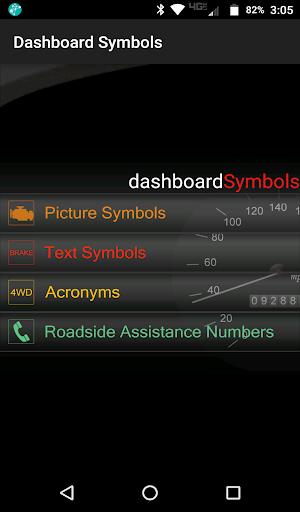 Vehicle Dashboard Symbols  screenshots 10