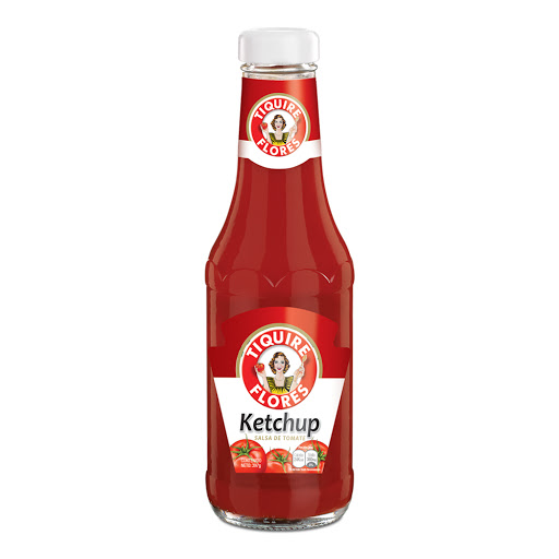 salsa tiquire ketchup tomate 397gr