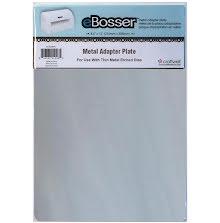 Craftwell eBosser Metal Adapter Plate