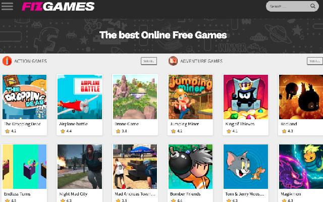 Free Online Games - FizGames
