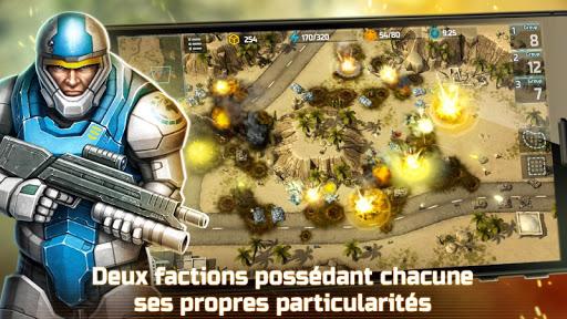 Art of War 3:PvP RTS Jeu Stratégique en Temps Réel  captures d'écran 3