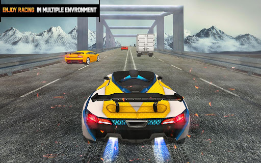 Endless Drive Car Racing: Best Free Games 1.0 screenshots 4
