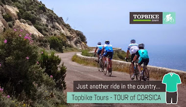 Photo: Just another ride in the country... Topbike Tours Tour of Corsica