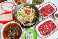 鴻牛溫體牛肉鍋