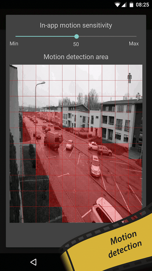 tinyCam Monitor PRO- screenshot