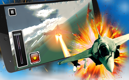 Fly F-18 FIghter Jet Attack 3D - náhled