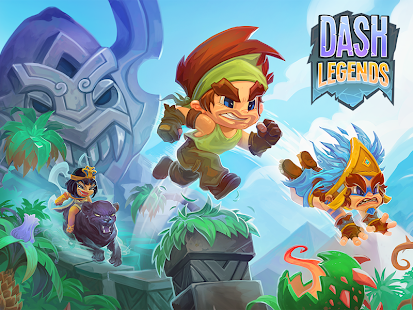 Dash Legends Multiplayer Race- screenshot thumbnail