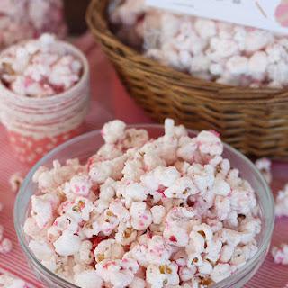 Strawberry Shortcake Popcorn