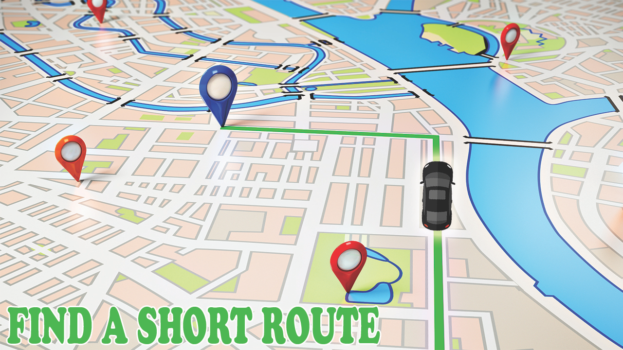 GPS Navigation & Direction- screenshot