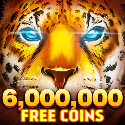 Jaguar King Slots™ Free Vegas Slot Machine Games