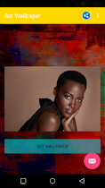 Lupita Nyongo Wallpaper ,Emoji - screenshot thumbnail 05