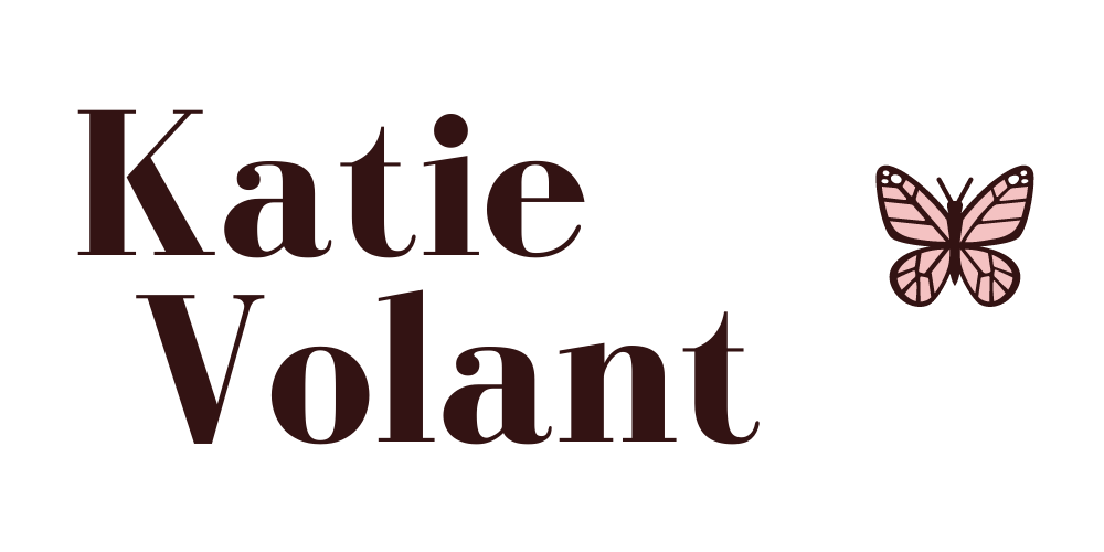 Katie volant logo