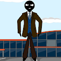 Stickman Airport 2017 icon