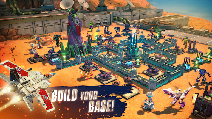 TRANSFORMERS: Earth Wars Screenshot Image