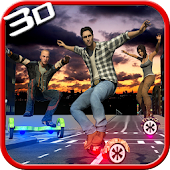 Hoverboard Racing 3d Simulator