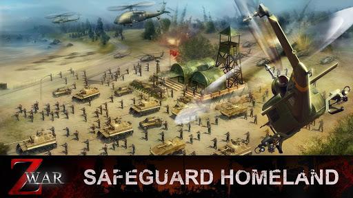 Z War-Zombie Modern Combat 1.71 screenshots 1