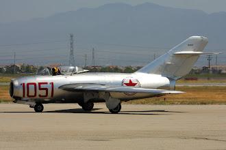 Photo: MiG-15