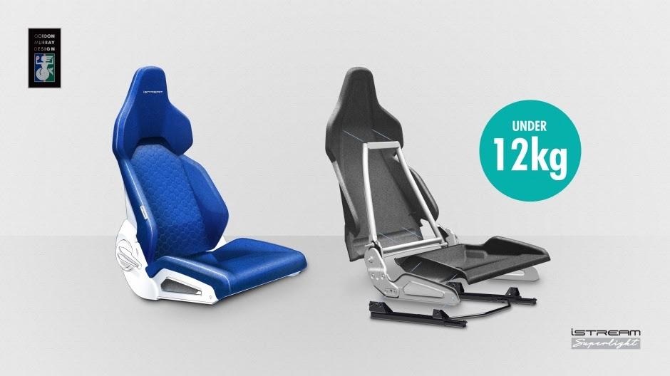 Gordon Murray Design утверждает, что новая технология рамы шасси сокращает вес транспортного средства в два раза