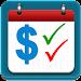 Bill Reminder Expense Tracker Icon