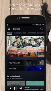 Amazon Music screenshot 00