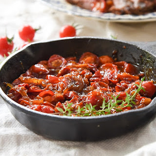 Sweet Tomato Relish Recipe
