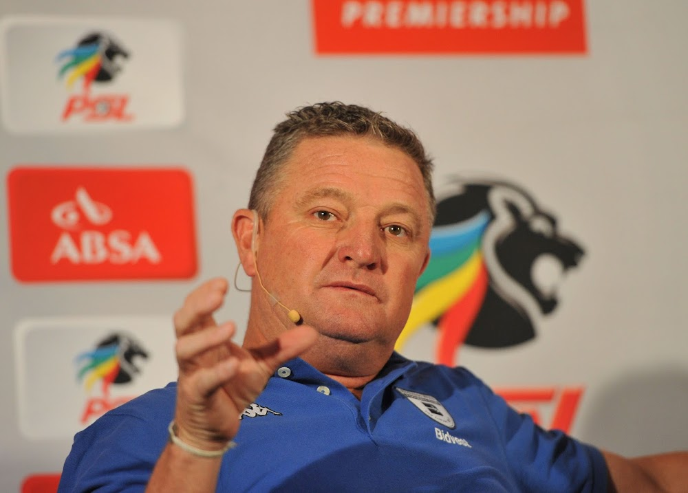 Why Bidvest Wits coach Gavin Hunt is in agreement with PSL chairman Irvin Khoza - SowetanLIVE
