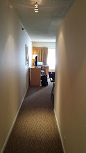 Photo: view down the hallway