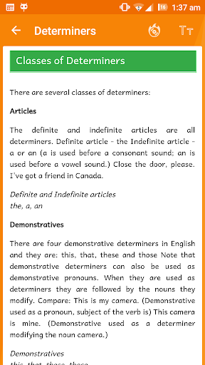 English Grammar Ultimate 5.0 screenshots 6