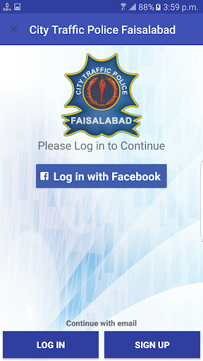 City Traffic Police Faisalabad screenshot 2