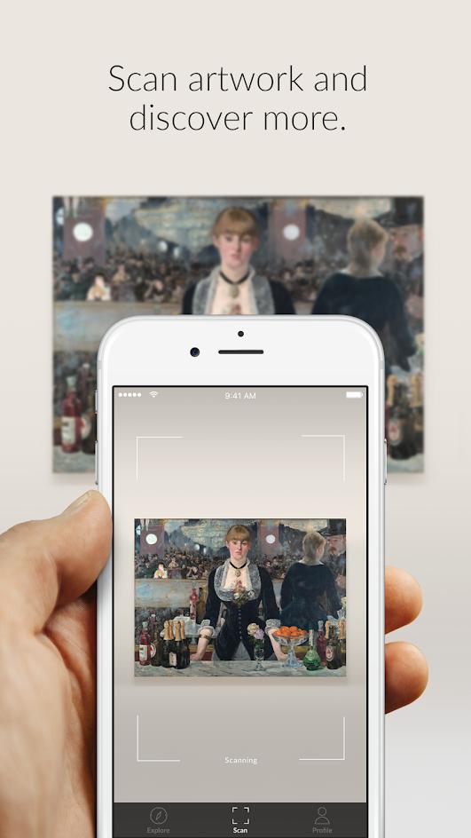 Smartify app