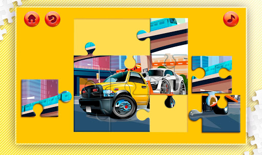 Kids Puzzles for Boys modavailable screenshots 3