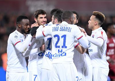 Ligue 1 : Nice tenu en échec à domicile, Lyon et Denayer prennent la mesure de Metz