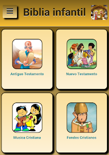 Children Bible - náhled