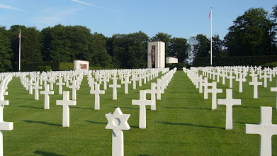 Photo: Luxembourg American Cemetery - June 2007