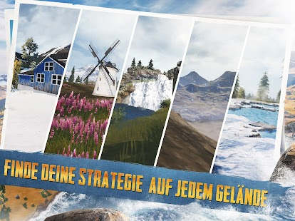 PUBG MOBILE – NEUE KARTE: LIVIK Screenshot