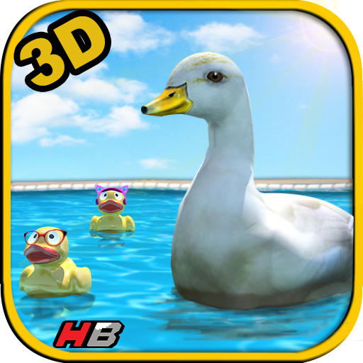 Super Floating Duck 2k18 (game)