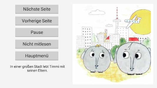 Timmi und der kleine Käfer screenshot 0