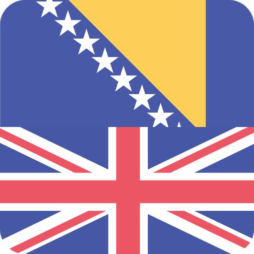 Bosnian English Offline Dictionary Translator Leikir á