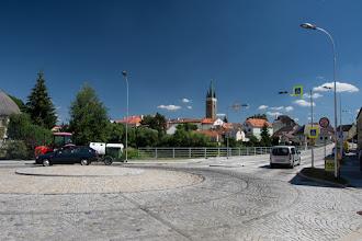 Photo: O 11 docieram do bardzo ciekawego miasta, którym jest Telč.