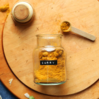 DIY Curry Powder.