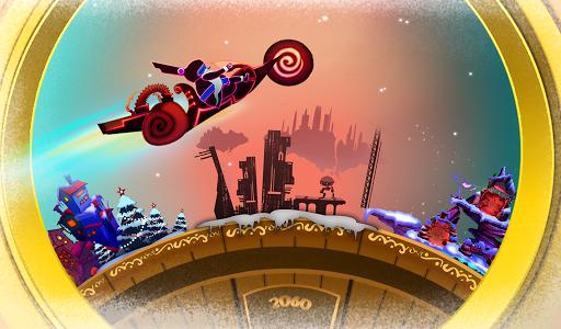 Foto do Christmas Run Santa Ride Game: Runner Platformer