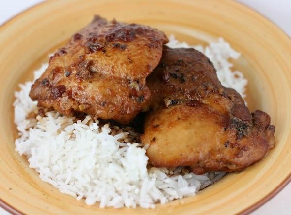 Garlic Chicken Recipe