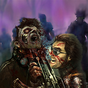 Zombie Attack in Army