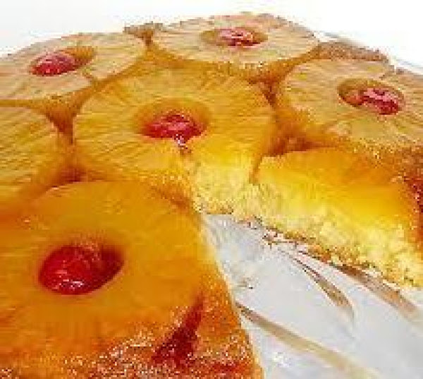 Ms. Doris' Pineapple Upside Down Cake Recipe